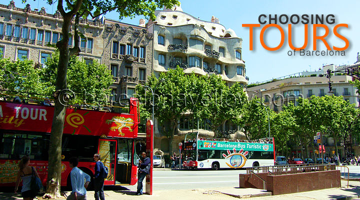 Best tours of Barcelona