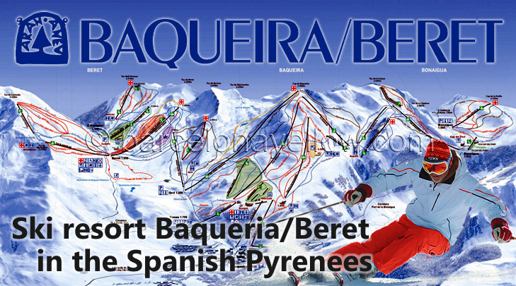 Baqueira-Beret ski resort
