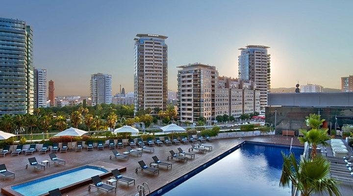 Barcelona 2017 - Best Barcelona hotel terraces & rooftop pools