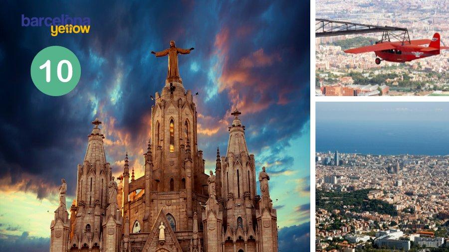 sagrat_cor_church_on_hill_barcelona