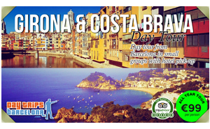 Girona and Costa Brava Day Tour