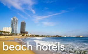 Best Barcelona Beach Hotels 2018