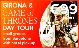 sponsored - EARLY morning Girona day tour from Barcelona
