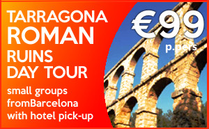 EARLY morning Tarragona Roman ruins tour from Barcelona - sponsored