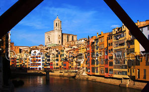 Pictures Girona Spain - What to see in Girona?