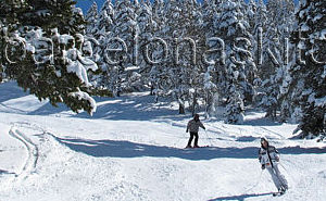 Pictures Masella ski resort