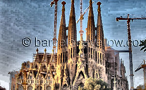 Pictures La Sagrada Familia church
