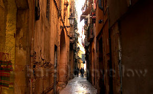 Photos gothic quarter Barcelona