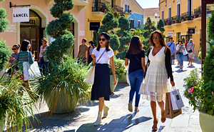 DISCOVER an UNFORGETTABLE SHOPPING EXPERIENCE AT LA ROCA VILLAGE. Sponsored article