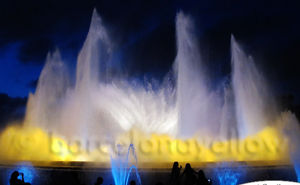 Pictures Magic Fountain Barcelona