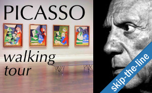 Picasso Museum and Gothic Quarter Walking Tour Barcelona