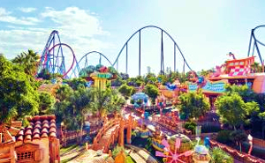 TICKETS PortAventura World / Ferrariland