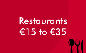 Best Budget restaurants Barcelona  in price range €15 to €35