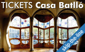 Casa Batllo tickets. Skip-the-line tickets