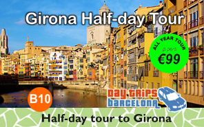 EARLY morning Girona Game of Thrones day tour from Barcelona - sponsored