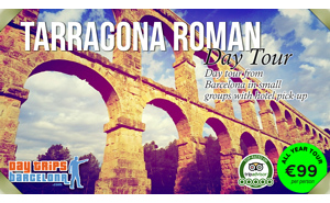 sponsored - EARLY morning Tarragona Roman ruins tour from Barcelona