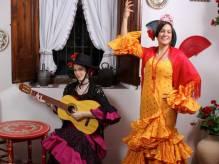 La Casa Vella BCN – Pictures in Flamenco dress in Barcelona