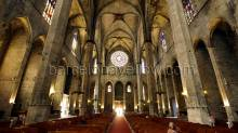 Santa Maria del Mar church - gothic church