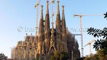 La Sagrada Familia - unfinished church