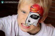 Caramona facepaint services