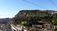 Montjuic hill Barcelona