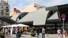 Mercat de la Barceloneta - food market