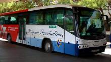 Airport bus Reus Airport to Barcelona