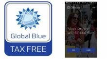 Global Blue Tax Free Shopping mobile app