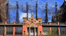 Fundació Antoni Tàpies - Tàpies museum