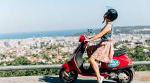Via Vespa scooter tours and rentals