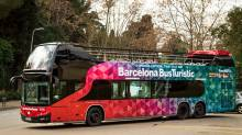 Hop-on-hop-off bus tours Barcelona Bus Turistic