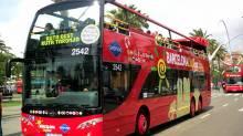 Hop-on-hop-off bus tours - Barcelona City Tour