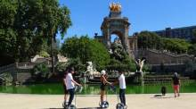 Parc de la Ciutadella - Ciutadella park