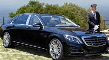 Minivips limousine service