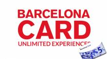 Barcelona Card - tourist city pass