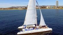 Catamaran Orsom sailing tours