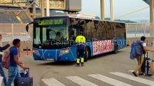 Cruisebus Barcelona - shuttle Moll Adossat (previously called T3 Portbus)