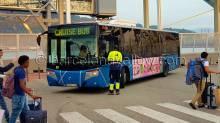 T3 Portbus Cruisebus Barcelona - shuttle Moll Adossat