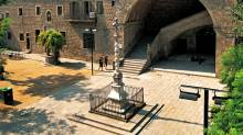 L'Antic Hospital de la Santa Creu i Sant Pau