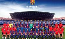 FCB Squad - first team players