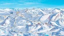 Vallnord ski area Andorra