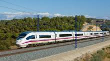 AVE trains from Barcelona