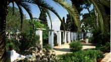 Laribal gardens Montjuic