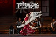 Gran Gala Flamenco show Barcelona