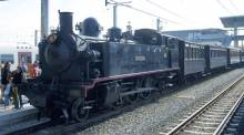 FGC - Steam engines - Trenes de vapor
