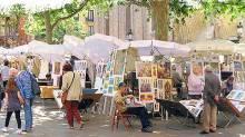 Pintors del Pi - art market
