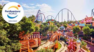 PortAventura World -  theme park