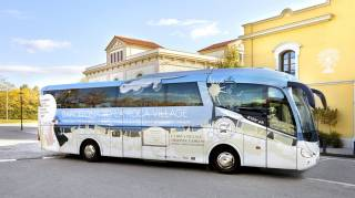 Shopping Express® - shuttle coach to La Roca Village