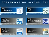 RTVE - TVE Spanish TV station