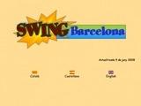 SwingBarcelona.com. Swing dance classes